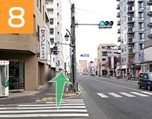 新小岩駅からの道順写真8