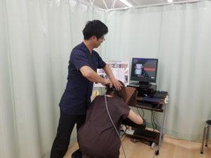江戸川区 新小岩けん整骨院の最新治療機器
